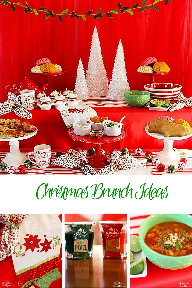 christmas morning joy with glade christmas brunch ideas