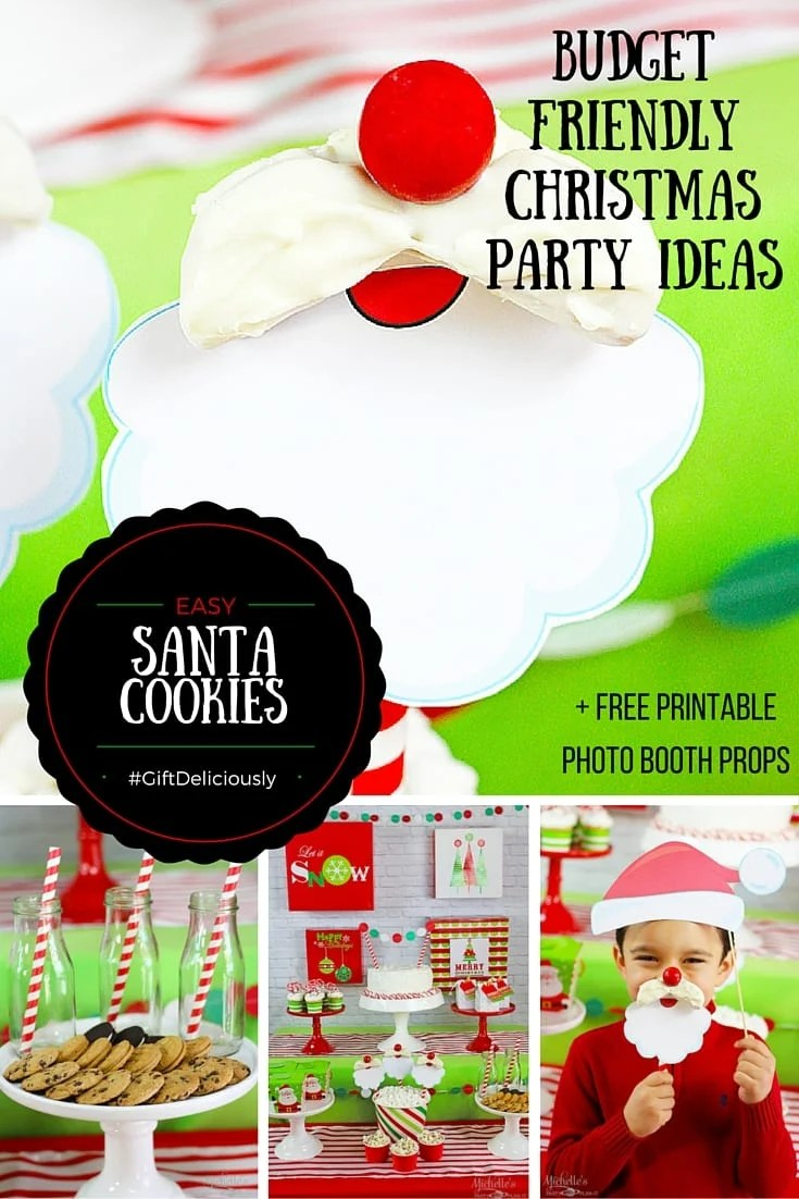 Christmas Party On a Budget