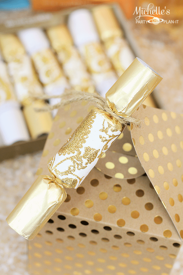 How To Make Easy New Years Eve Party Favors Michelles