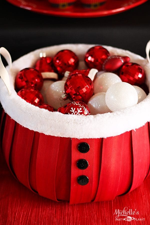 Santa Christmas Party Ideas