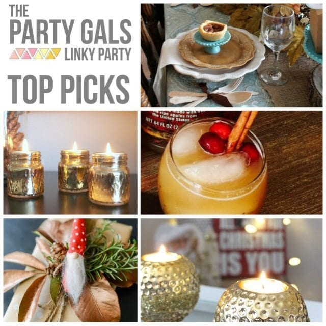 Party Gals Linky Party Top Picks