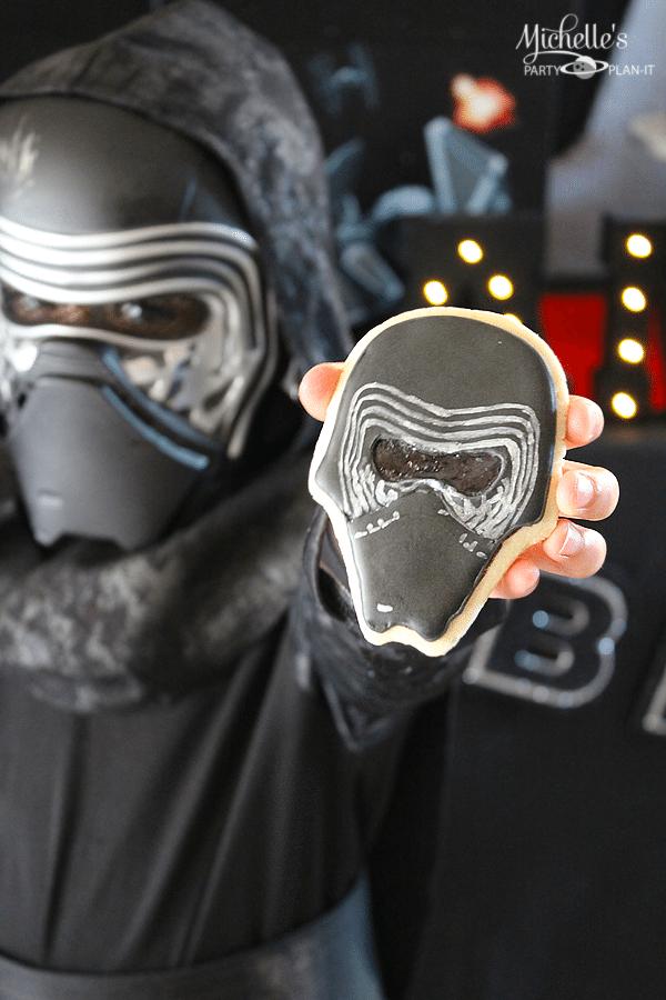 Star Wars Party Ideas LiamsSithBirthday