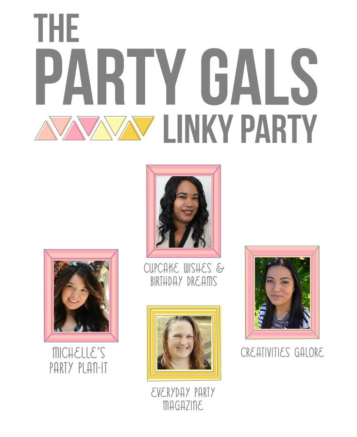 Party Gals Linky Party #16 | Valentine's Day Ideas