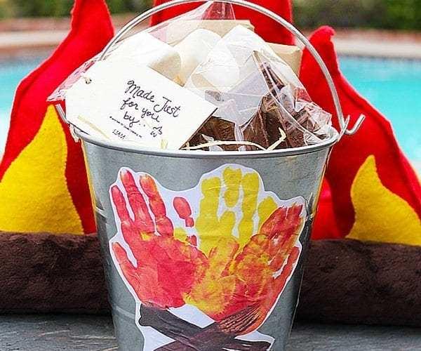 Campfire S'mores Kit | Teacher's Gift