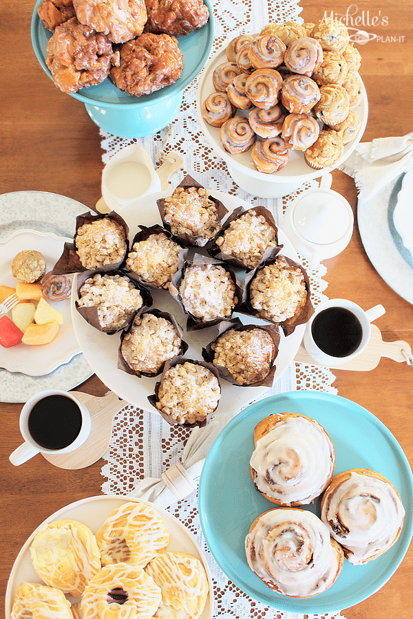 Coffee Brunch For Mother's Day