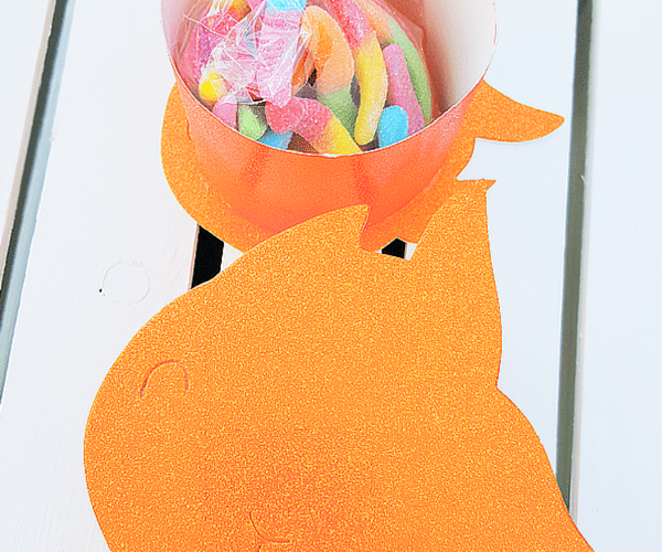Fish Party Favor Box | Tutorial