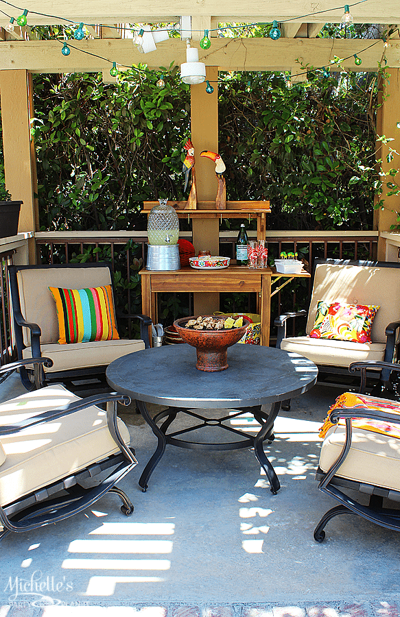 Inspirational World Market Outdoor Party Space Refresh