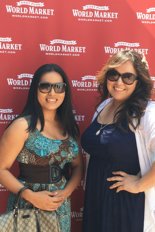 World Market Celebrate Outdoors Beach Party #celebrateoutdoors