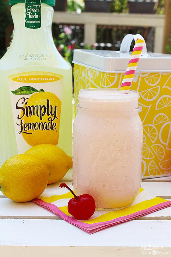 Frozen Cherry Lemonade Recipe
