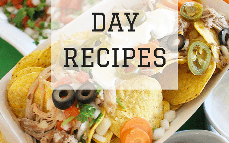 Nine Easy Game Day Recipes