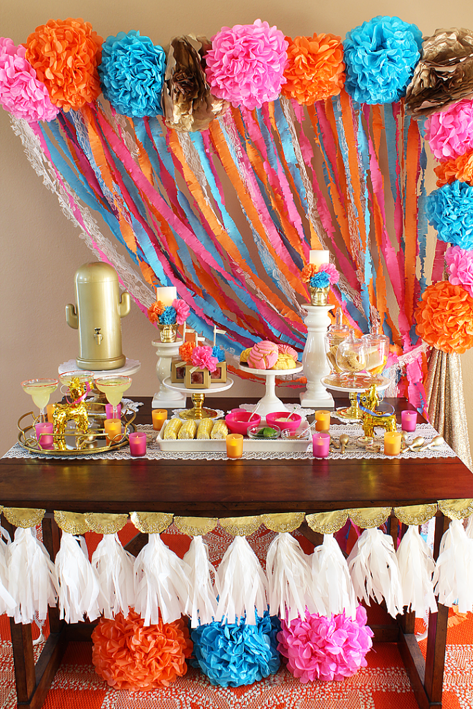 Fiesta Bridal Shower