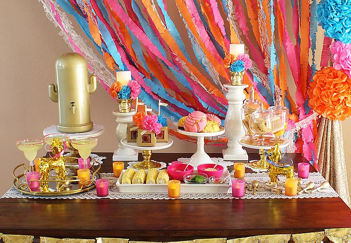 Fiesta bridal shower 1