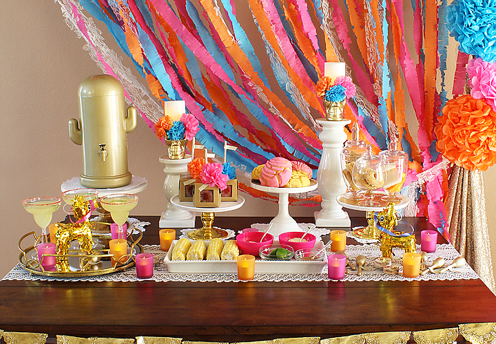 Fall Fiesta Bridal Shower Ideas