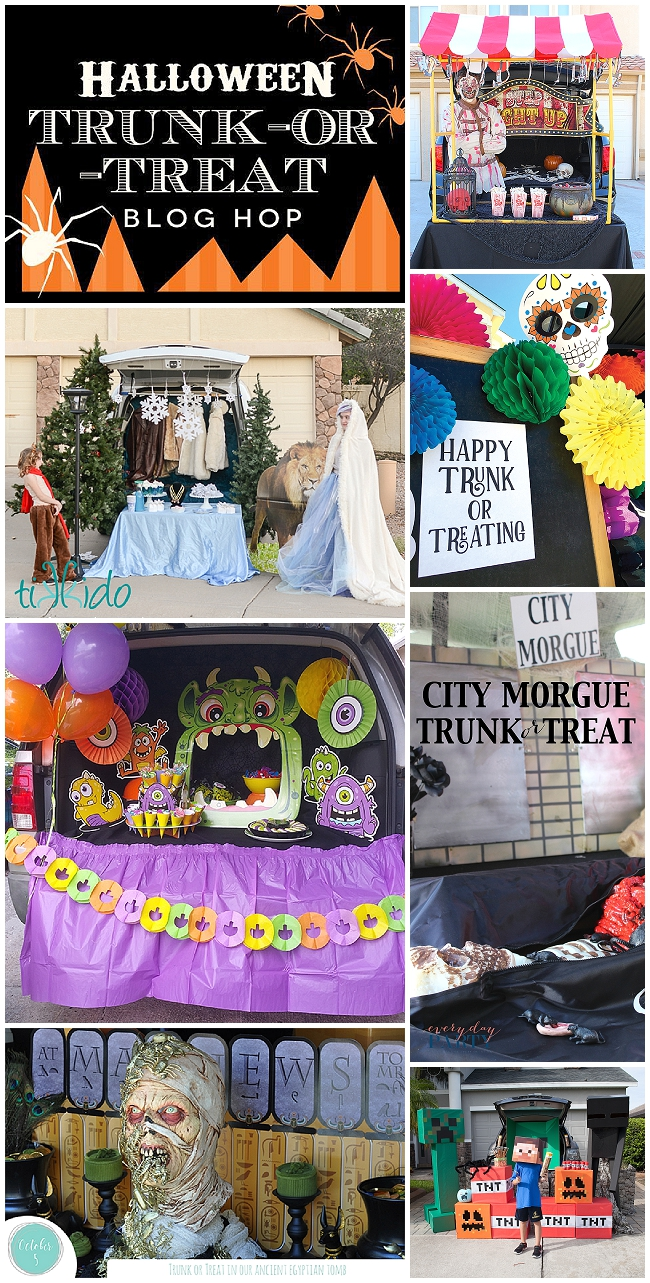 Trunk Or Treat 2016 Blog Hop