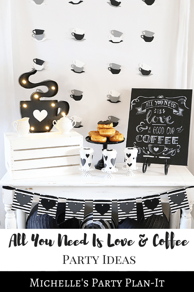 All You Need is Love and Coffee Party