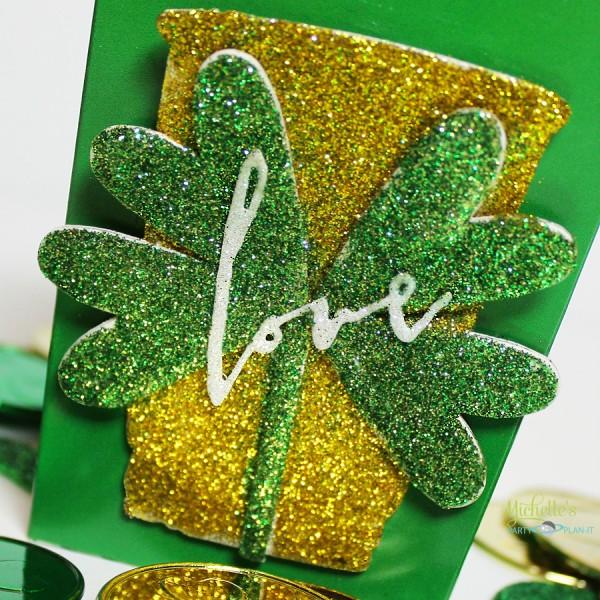 St. Patrick's Day Popcorn Box Tutorial