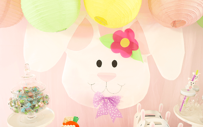 Some Bunny Loves You Easter Party