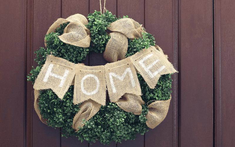 Farmhouse Decor Boxwood Wreath Tutorial