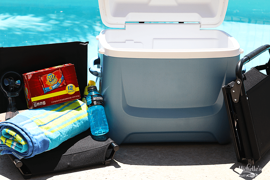 How to Pack the Perfect Sideline Cooler
