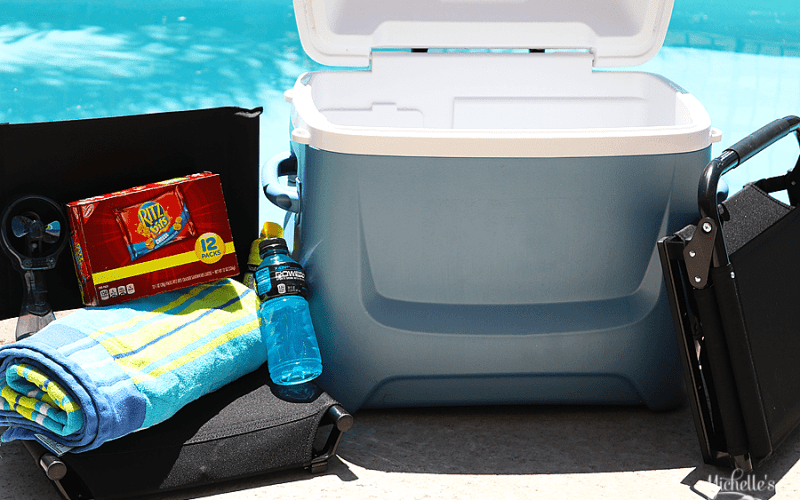 How to pack a sideline cooler 5