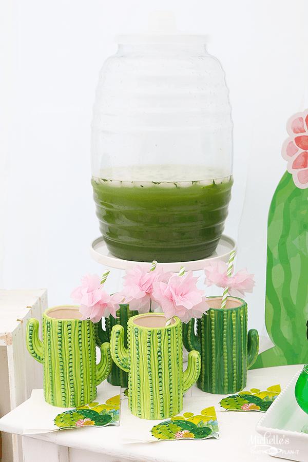 Cucumber Lime Mint Agua Fresca Recipe