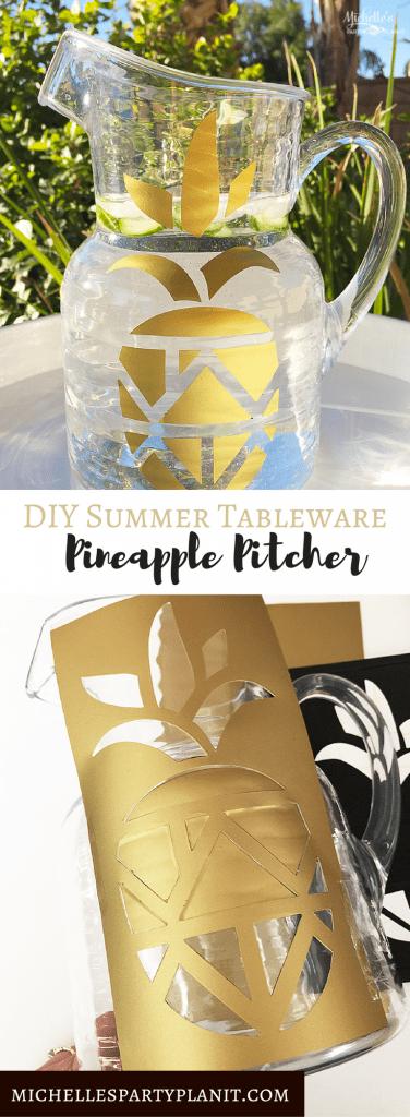Pineapple Pitcher