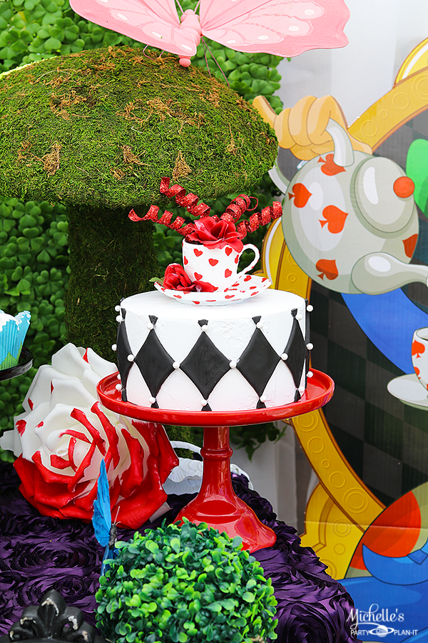 Mad Hatter Tea Party Cakes