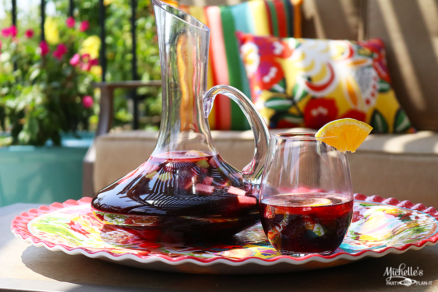 Mexican Sangria Recipe