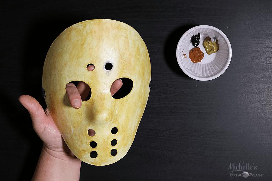 DIY Jason Mask