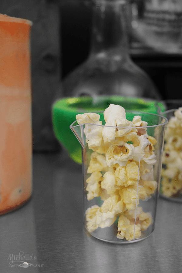 Monster Lab Popcorn