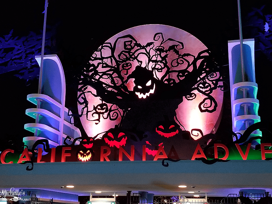 Halloween Time at California Adventure