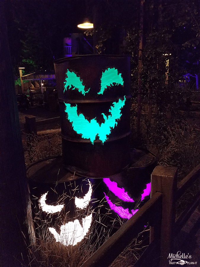 Halloween Time at Radiator Springs