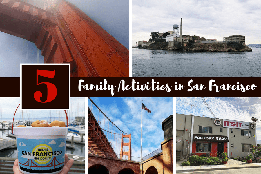 Family activities in san francisco 1