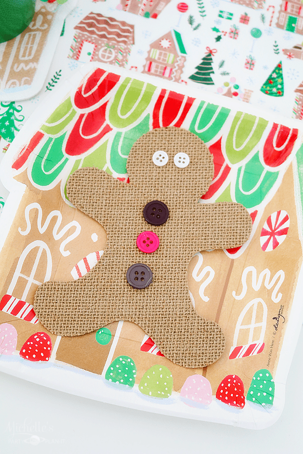 Gingerbread Party Activity