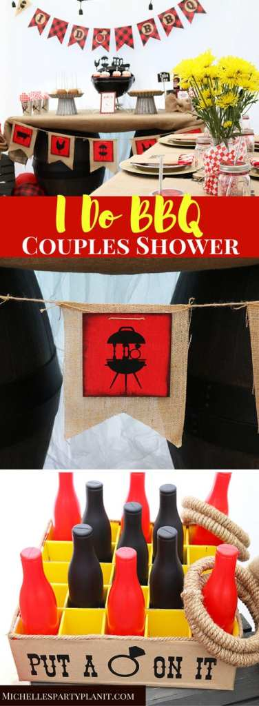 I Do Bbq Couples Wedding Shower Michelle S Party Plan It