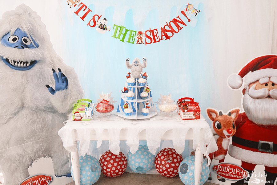 Rudolph the Red-Nosed Reindeer ® Party Ideas