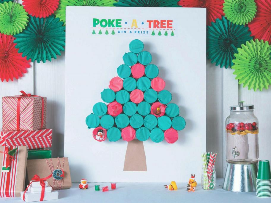Poke A Tree Game Idea