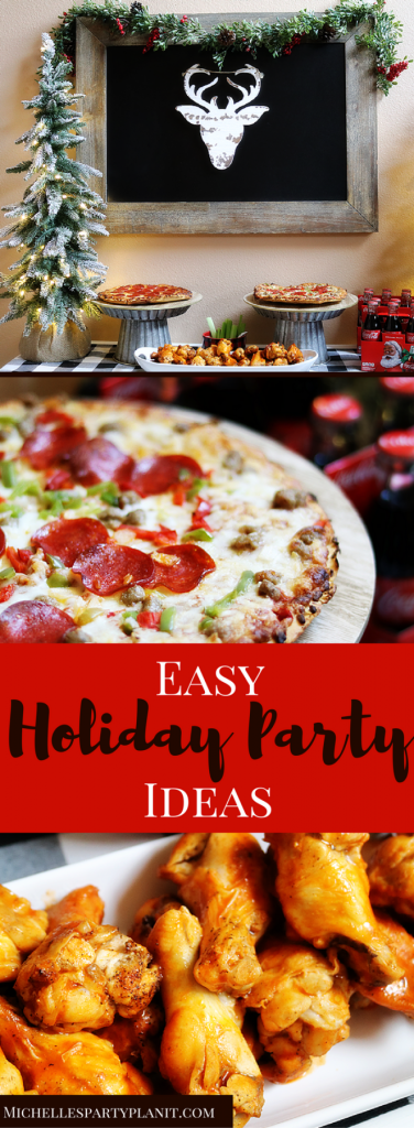 Easy Holiday Party Ideas