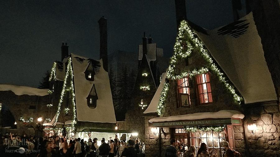 Hogsmeade at Christmas