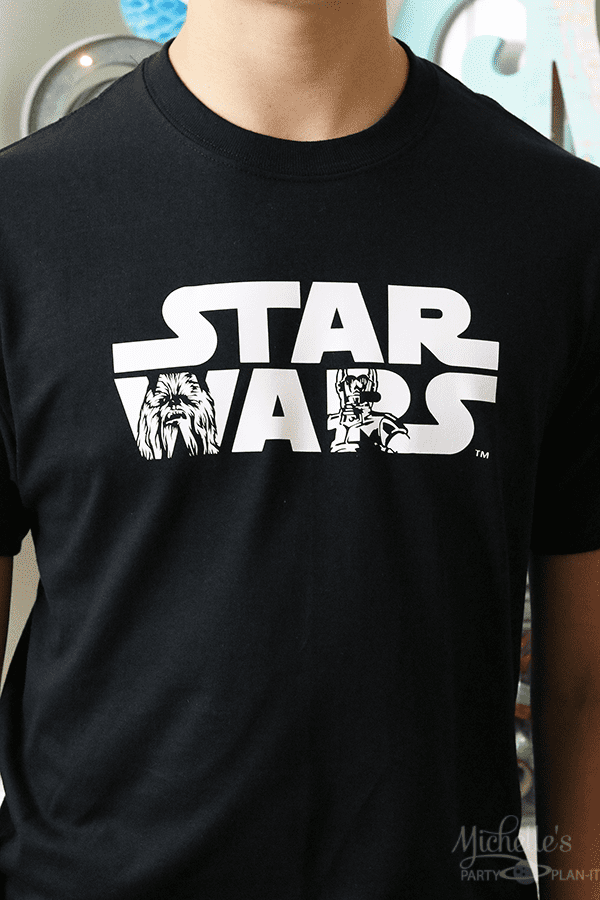 Star Wars Logo Shirt