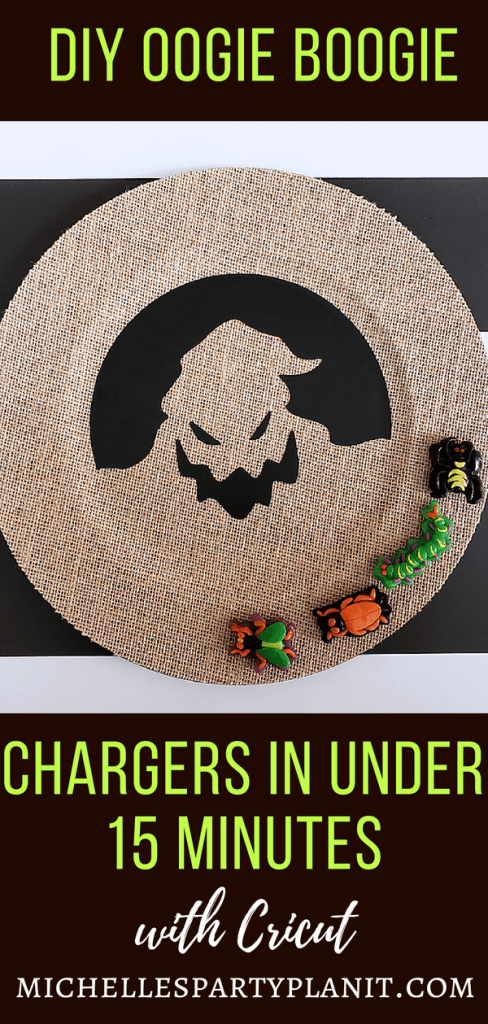 Diy oogie boogie chargers 1