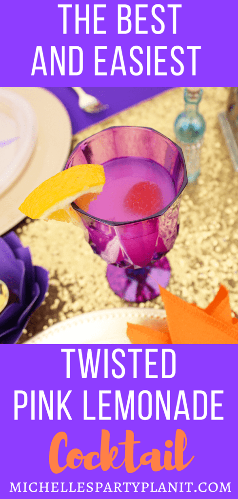The Easiest and Best Twisted Pink Lemonade Cocktail Recipe