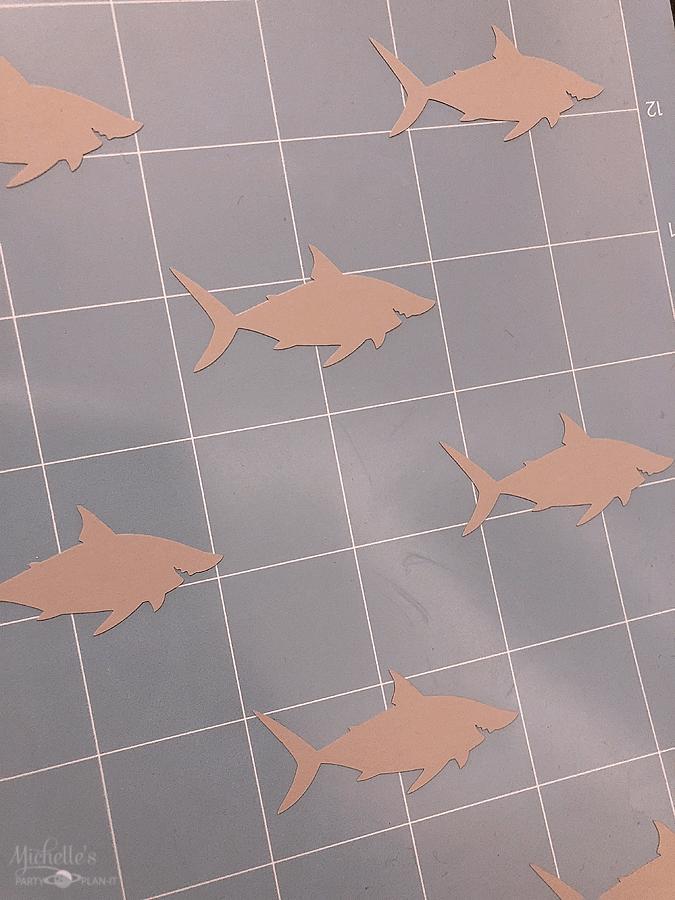 shark iron on
