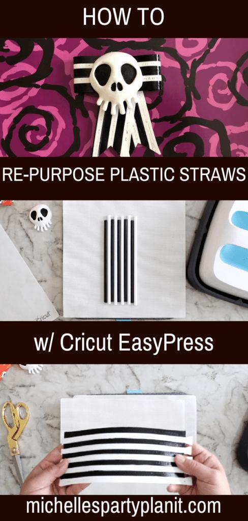 How to Re-Purpose Plastic Straws