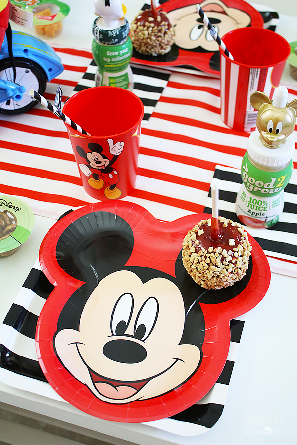 Mickey Birthday Party Place setting