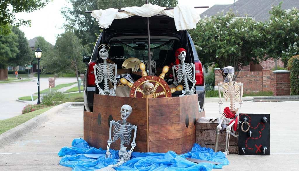 10 Awesome Trunk Or Treat Ideas Michelle S Party Plan It