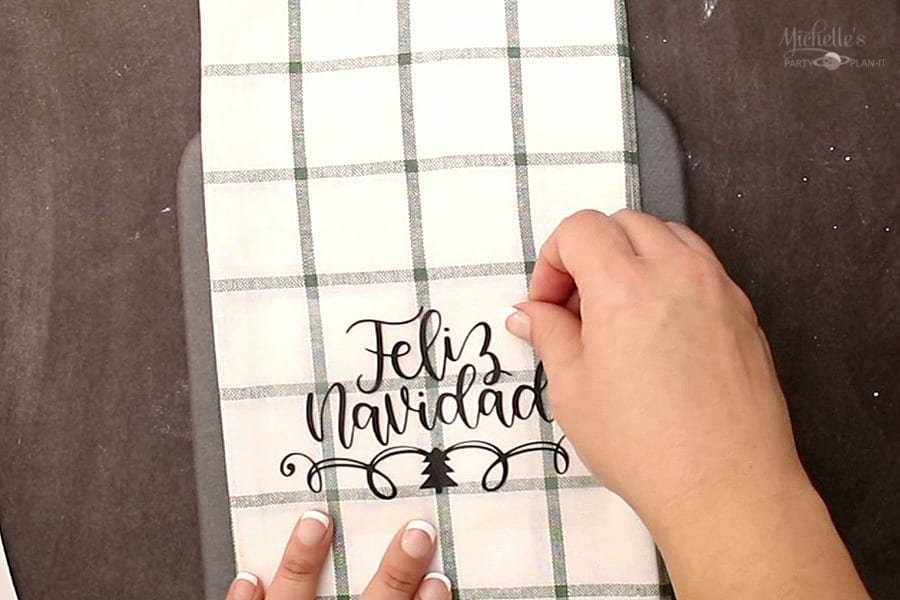 DIY EASY GIFT IDEAS CRICUT EASYPRESS 2 IRON ON