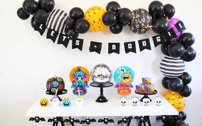 Let's BOO-gie | Halloween Dance Party for Kids