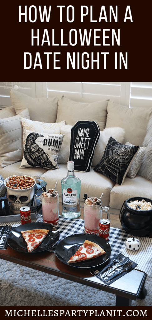 How to Plan a Halloween Date Night In