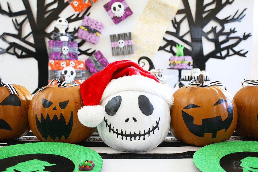 Jack Skellington's Pumpkin Patch